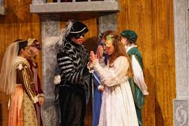 the importance of act  scene  of romeo and juliet    papersin act   scene  romeo and juliet see each other for the first time