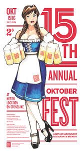 fare events in and around austin nxnw oktoberfest event poster