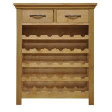 camberley wine cabinet camberley oak 2 door