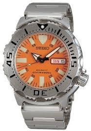 The <b>Seiko</b> Orange Monster Review - WristWatchReview.com | <b>Часы</b> ...