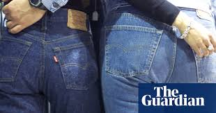 That old blue magic: the relaunch of <b>Levi's 501 jeans</b> - fashion archive