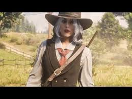 (Pre-Update) <b>Red Dead</b> Redemption 2 Female Character Creation ...