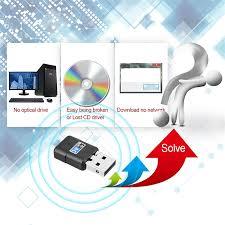 WiFi Adapter Free Driver 600Mbps Wireless USB ... - Amazon.com