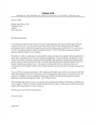 manager cover letter example  seangarrette cocover letter project management cover letter entry level project project manager cover letter   manager cover letter