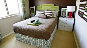 Small Double Bedroom Designs Small Bedroom With A Double Bed Decorating Ideas Youtube