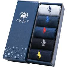 <b>5Pairs</b>/<b>lot</b> PIERPOLO Brand Men Socks Meias Male Winter Warm ...