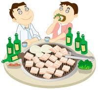 Image result for soju pork
