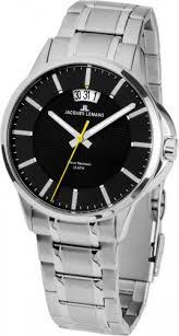 <b>Часы Jacques Lemans 1</b>-<b>1540D</b>: купить Мужские наручные <b>часы</b> ...