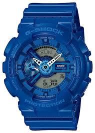 Наручные <b>часы CASIO GA</b>-<b>110BC</b>-<b>2A</b> — купить по выгодной цене ...