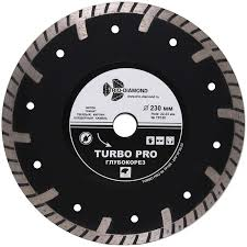 Купить <b>диск Trio Diamond Turbo</b> Глубокорез Pro 230 мм TP156 в ...