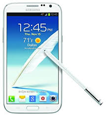Amazon.com: Samsung Galaxy Note II, White 16GB (AT&T): Cell ...