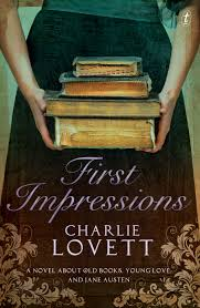 first impressions a novel book by charlie lovett text publishing share this booksharehigh resolution coverpicturepreview this bookbooksview book rightsnotepad first impressions