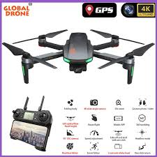 【Ready Stock】4K GPS <b>Global Drone GD91 Pro</b> Drone with 3 ...