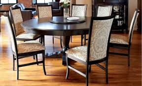Round Dining Room Tables For 8 Large Round Dining Table 8 Chairs Archives Gt Kitchen Furniture And