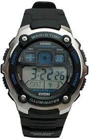 Наручные <b>часы Casio</b> Collection <b>AE</b>-<b>2000W</b>-<b>1A</b> — купить в ...