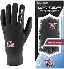 Wilson Staff Men's Winter Golf Gloves - 1 Pair (X ... - Amazon.com
