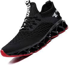 Chopben Men's Running Shoes Blade Non Slip ... - Amazon.com