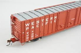 Genesis Auto Parts Ho Rtr Athearn Genesis G4534 Wp Western Pacific 6039 Auto Parts Box