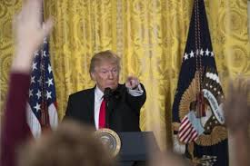Image result for trump media press conference pics
