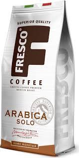 <b>Кофе молотый Fresco Arabica</b> Solo, 200 г — купить в интернет ...