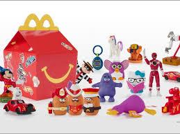 McDonald's brings back <b>retro</b> Happy Meal toys <b>in</b> a <b>nostalgic</b> play to ...