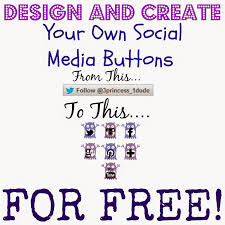 princesses and dude design and create your own social media what you need