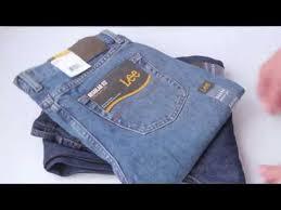 Мужские <b>джинсы Lee</b> regular fit <b>Jeans Lee</b> men - YouTube