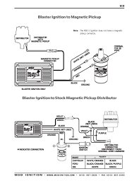 msd 7520 wiring diagram msd ignition wiring diagrams blaster ignition to magnetic pickup