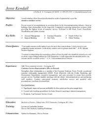 customer service representative resume objective examples customer services representative resume