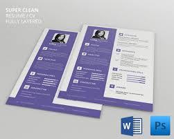 resume resume template download mac