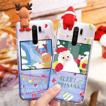 Best value Case for Xiaomi Redmi Note 5 <b>Silicone Christmas</b> ...