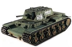 <b>Радиоуправляемый танк Taigen Russia</b> КВ-1 HC Metal Edition ...