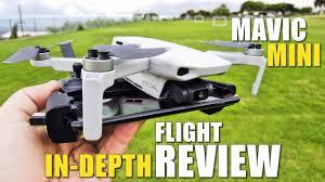 <b>DJI Mavic MINI</b> Flight Test Review IN-DEPTH - How good is it ...
