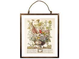<b>Репродукция</b> «12 месяцев цветения» версия декабрь (Object ...