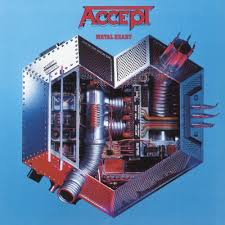 <b>ACCEPT</b> - <b>METAL</b> HEART - Music On Vinyl