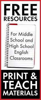 17 best ideas about middle school english middle i chose this because it could be used as an example of lesson plans for my future students or if i need help coming up one go here to look for