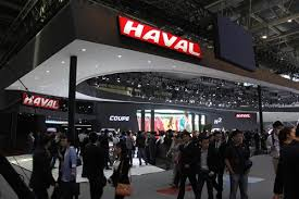 <b>haval</b> представил новинки на автосалоне в пекине