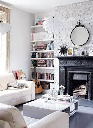 living rooms white