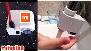 <b>Xiaomi</b> Сенсорная <b>насадка на кран</b> Automatic Sense Infrared ...