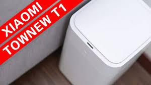 <b>Мусорное ведро Xiaomi</b> TOWNEW T1 - автоматическая корзина ...