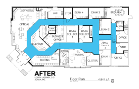 floor plan case study barbara wright design lazenby plan after