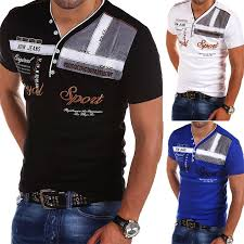 <b>ZOGAA</b> Brand Men Polo Shirt <b>2019 Summer</b> Cotton V neck Short ...