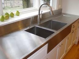 countertops popular options today: stainless steel ci sarah barnard design stainless steel countertop steel sxjpgrendhgtvcom