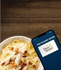 Gift Cards | Olive Garden Italian Restaurant