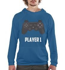 Мужское худи <b>Player</b> 1 / <b>Player</b> 2 14F-793297-hud-2 - купить в Print ...