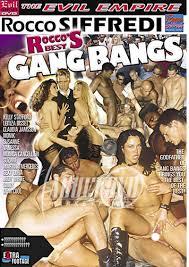 Rocco s Best Gangbangs DVD Evil Angel