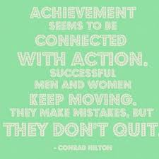 Conrad Hilton Quotes About Moving On Moving On Quotes Tumblr ...