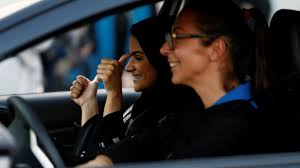 Why did Saudi Arabia lift <b>the driving</b> ban on <b>women</b> only now ...
