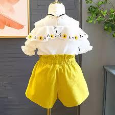 Babyfly   Summer Baby Girl Casual Sleeveless Embroidery <b>Flower</b> ...
