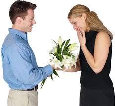 كيف تعبرين عن حبك لخطيبك؟